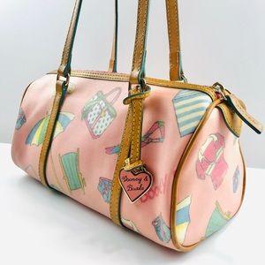 Dooney & Bourke Pink Miami shoulder bag